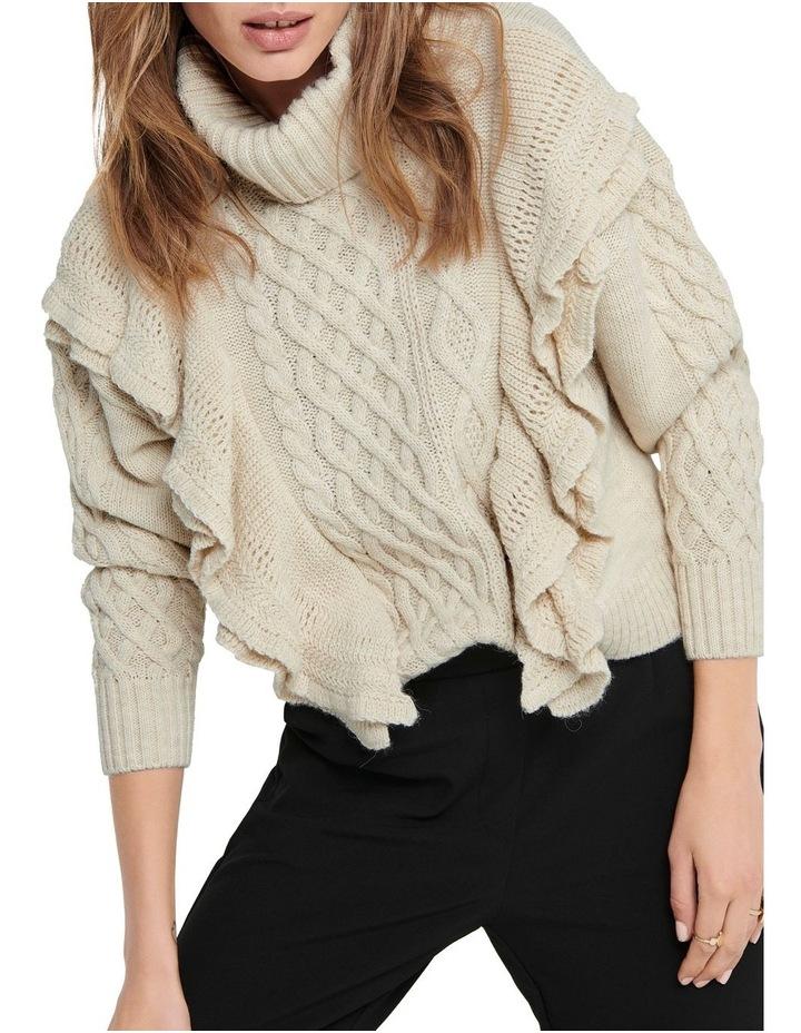 Teresa High Neck Pullover Knit image 4