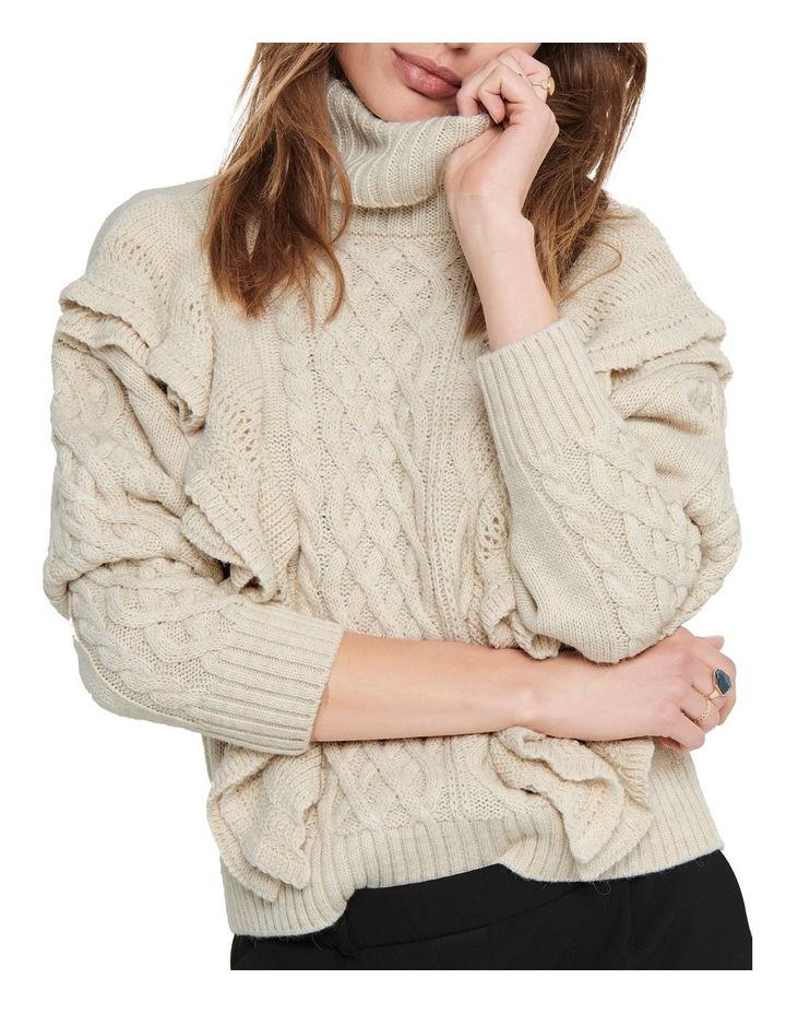 Teresa High Neck Pullover Knit image 5