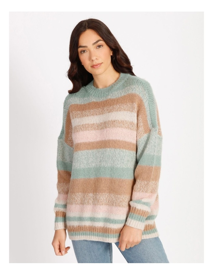 Tally Long Sleeve Pullover Knit image 1