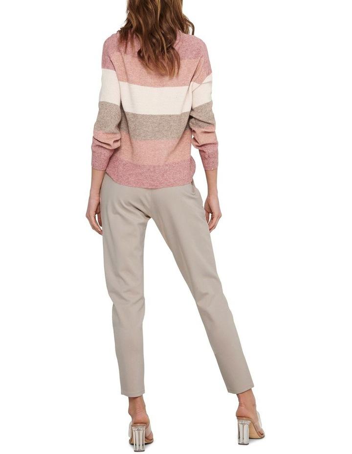 Atia Stripe Pullover Knit image 2