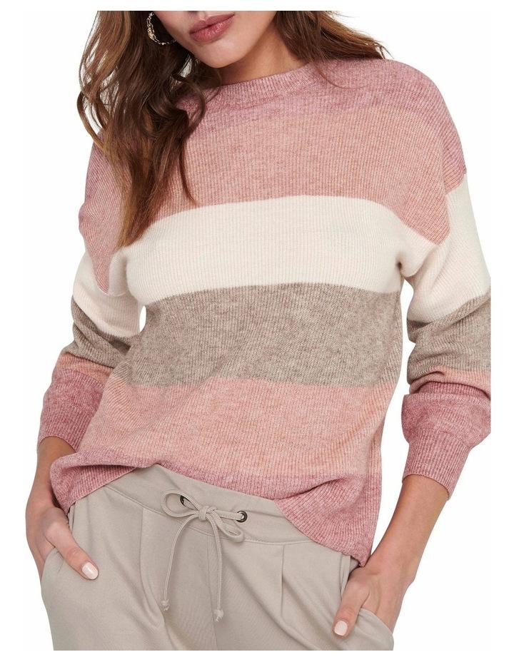Atia Stripe Pullover Knit image 4