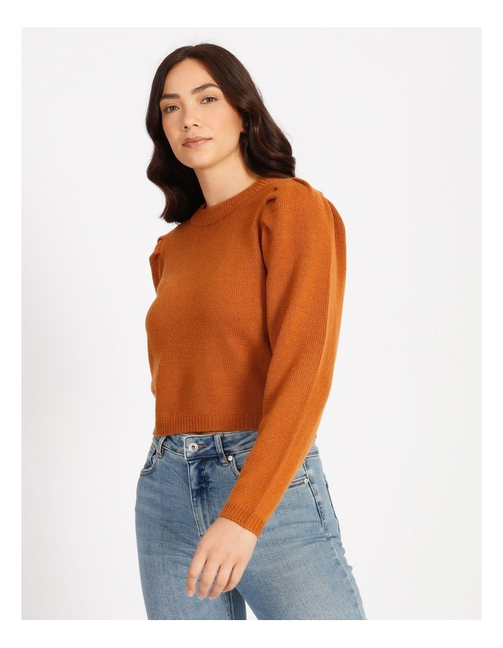 Nicoya Puff Pullover Knit image 1