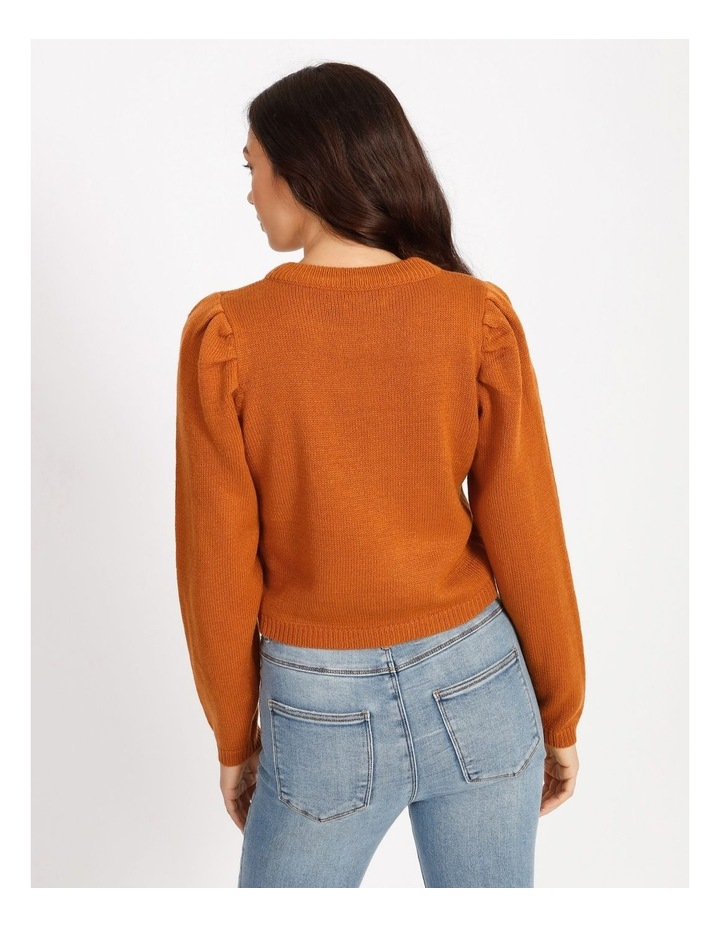 Nicoya Puff Pullover Knit image 3