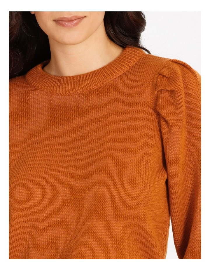 Nicoya Puff Pullover Knit image 4