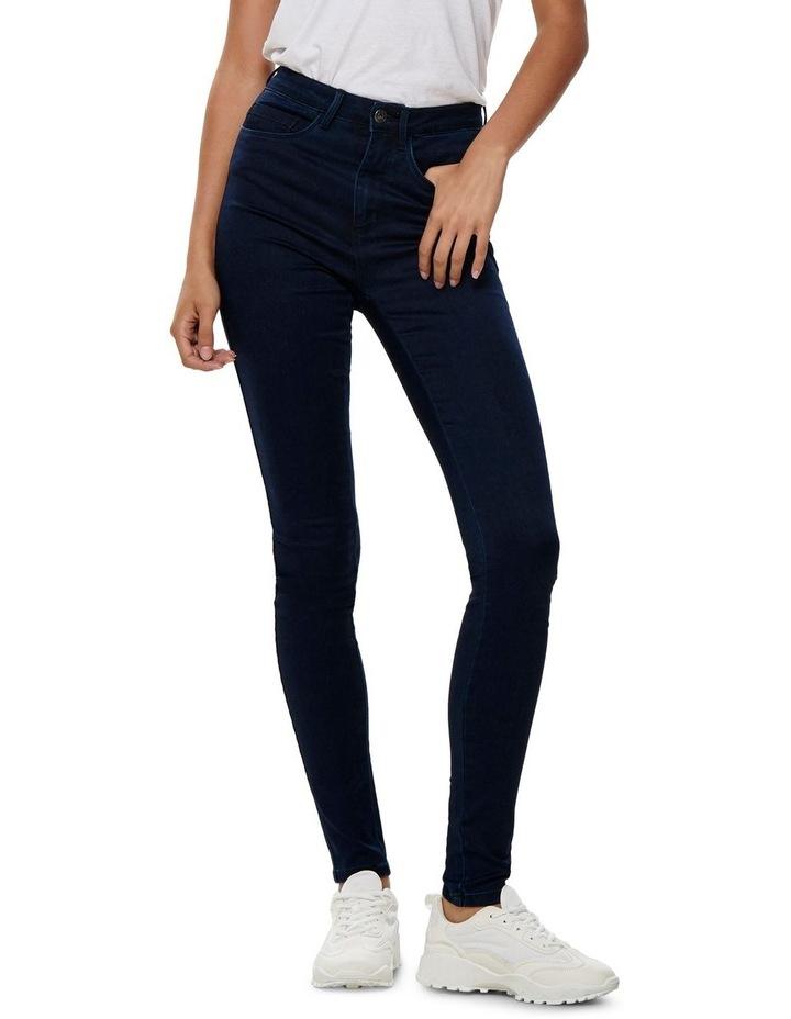 Royal High Waist Skinny Jean image 1