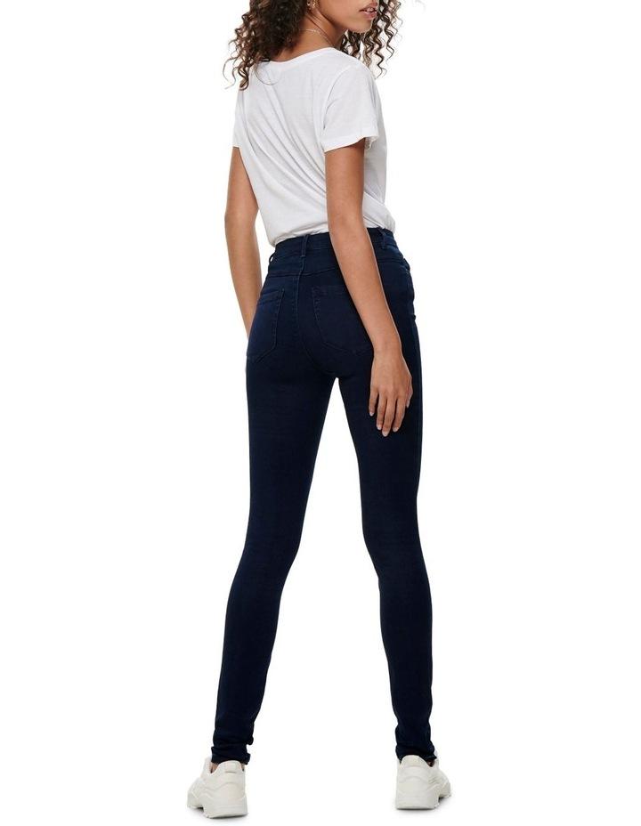 Royal High Waist Skinny Jean image 2