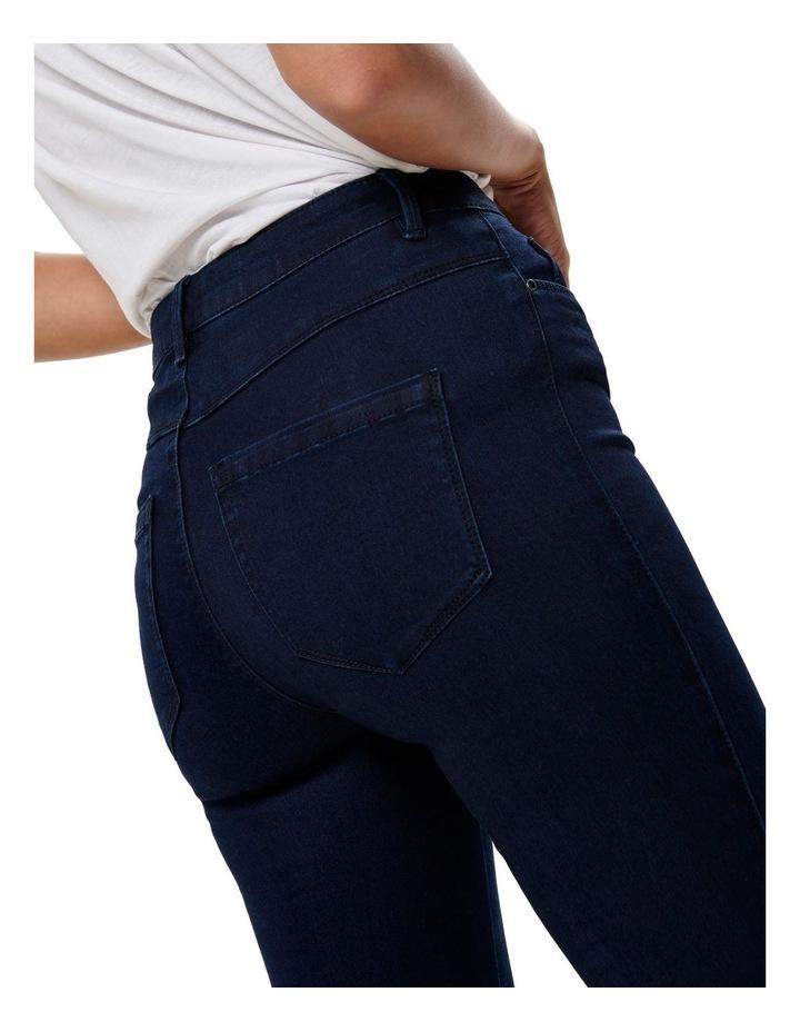 Royal High Waist Skinny Jean image 4