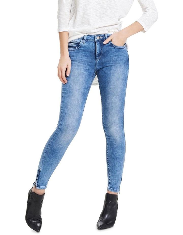 Kendell Skinny Ankle Jeans image 1