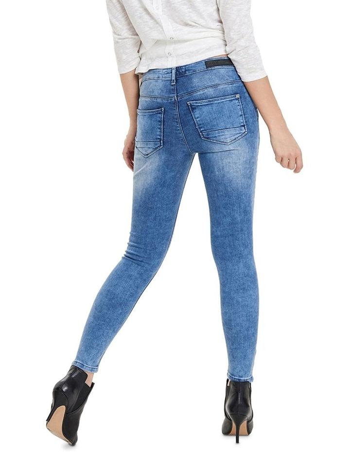 Kendell Skinny Ankle Jeans image 2