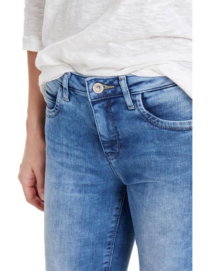 Kendell Skinny Ankle Jeans image 3