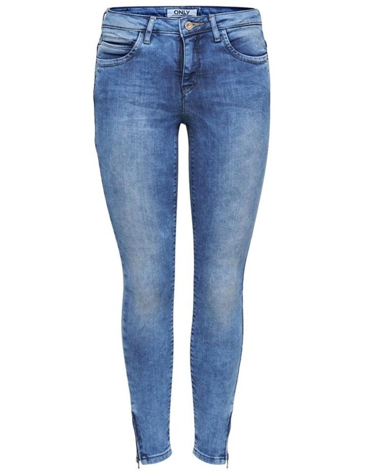 Kendell Skinny Ankle Jeans image 4