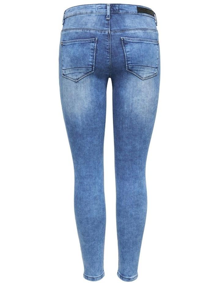 Kendell Skinny Ankle Jeans image 5