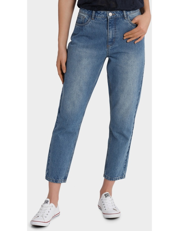 Kelly Mom Denim Jeans image 1
