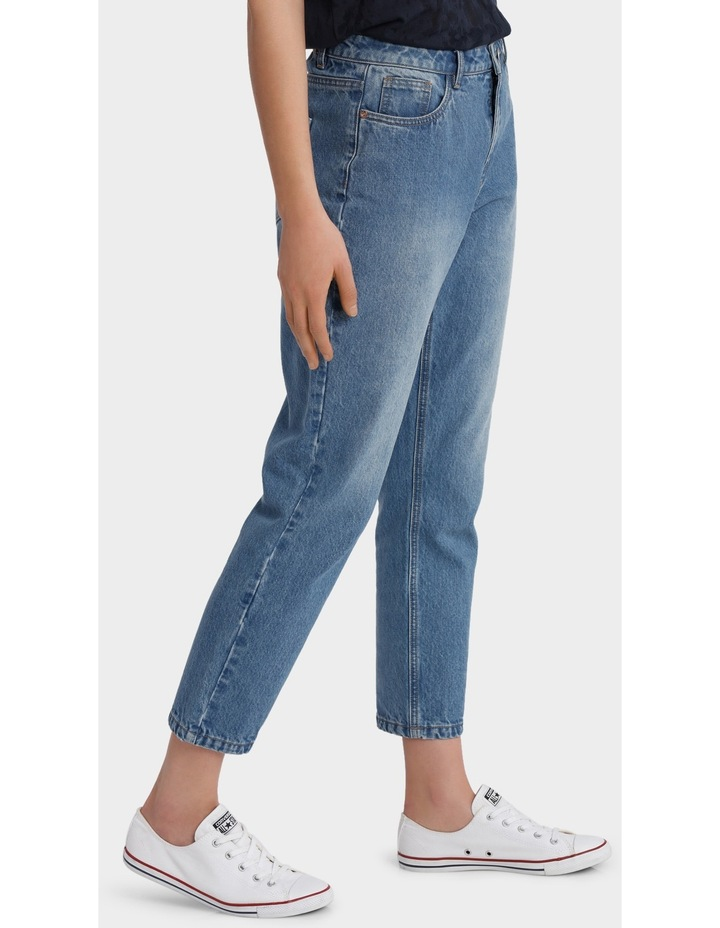 Kelly Mom Denim Jeans image 2