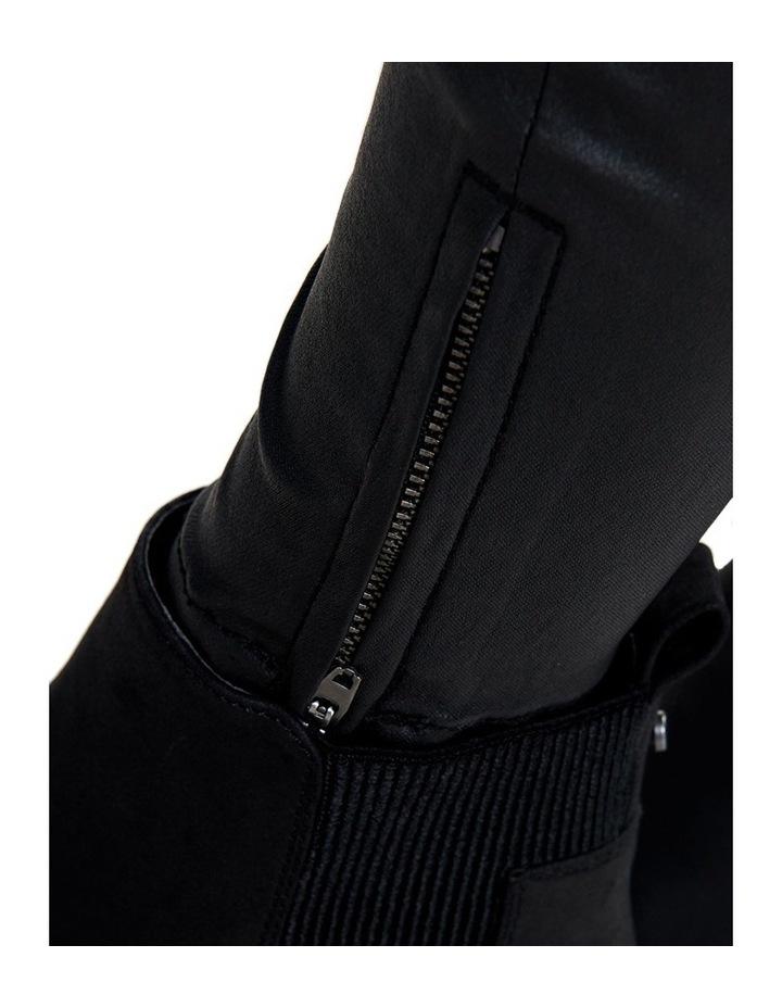 Kendell Regular Skinny Ank Coated Jean image 4