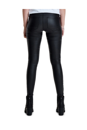 ONLY - Kendell Regular Skinny Ank Coated Jean