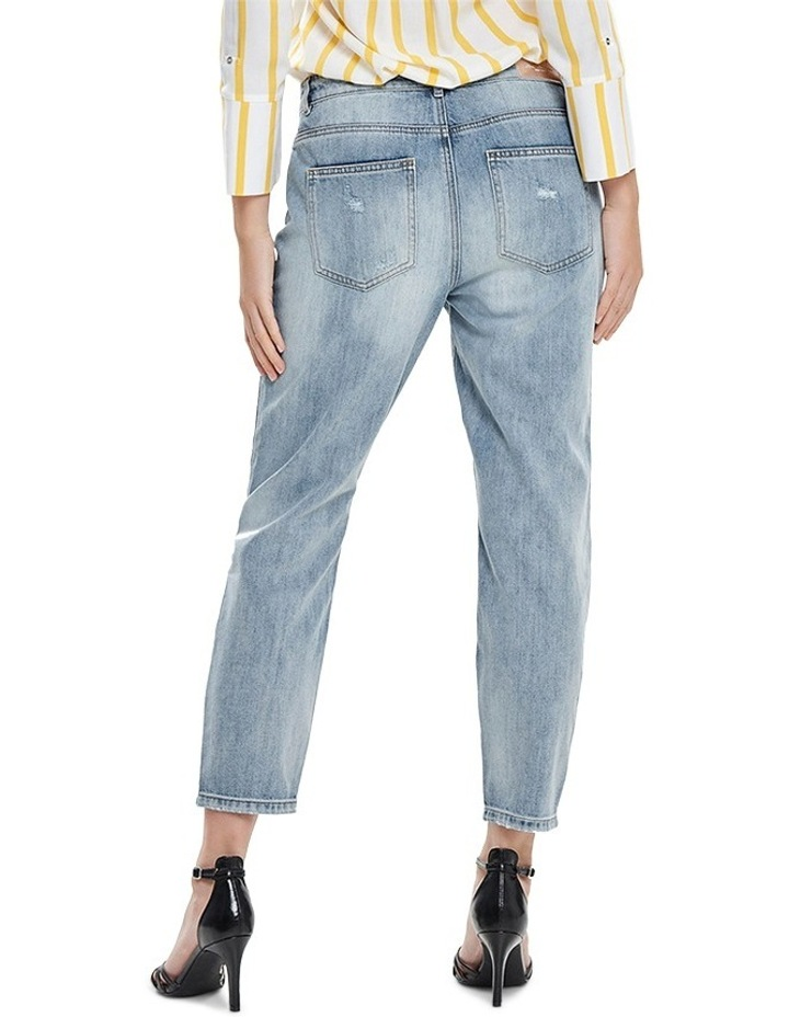 Tonni BF Sport Stripe and Denim Jeans image 2