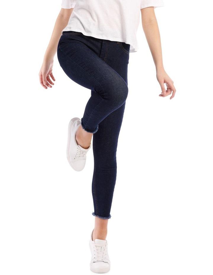 Blush Midi Jeans image 1