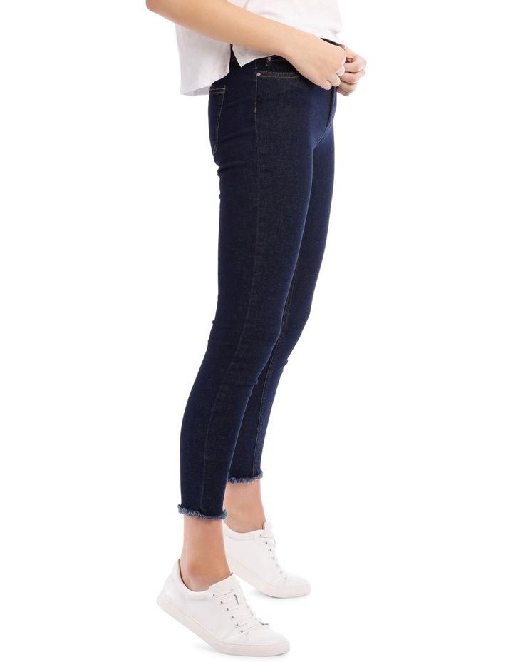 Blush Midi Jeans image 2