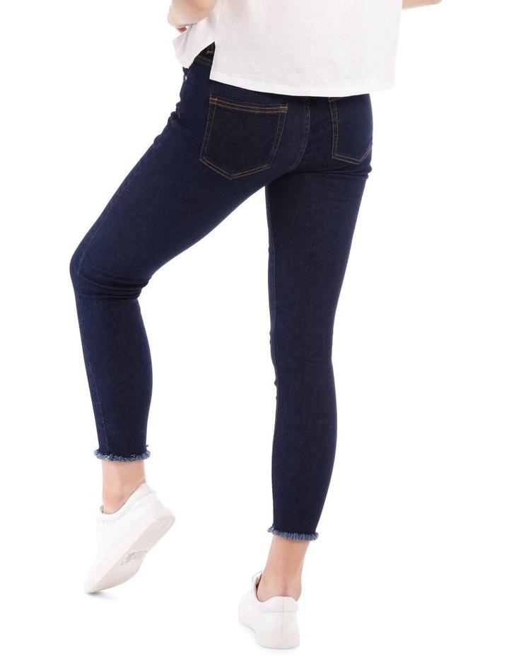 Blush Midi Jeans image 3