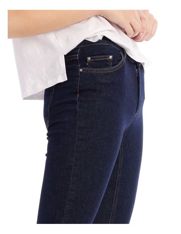 Blush Midi Jeans image 4