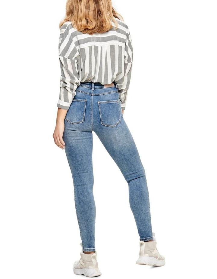 Mila High Waisted Skinny Jeans image 2