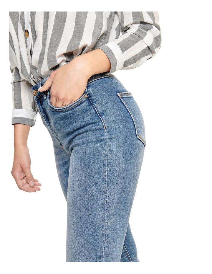 Mila High Waisted Skinny Jeans image 4