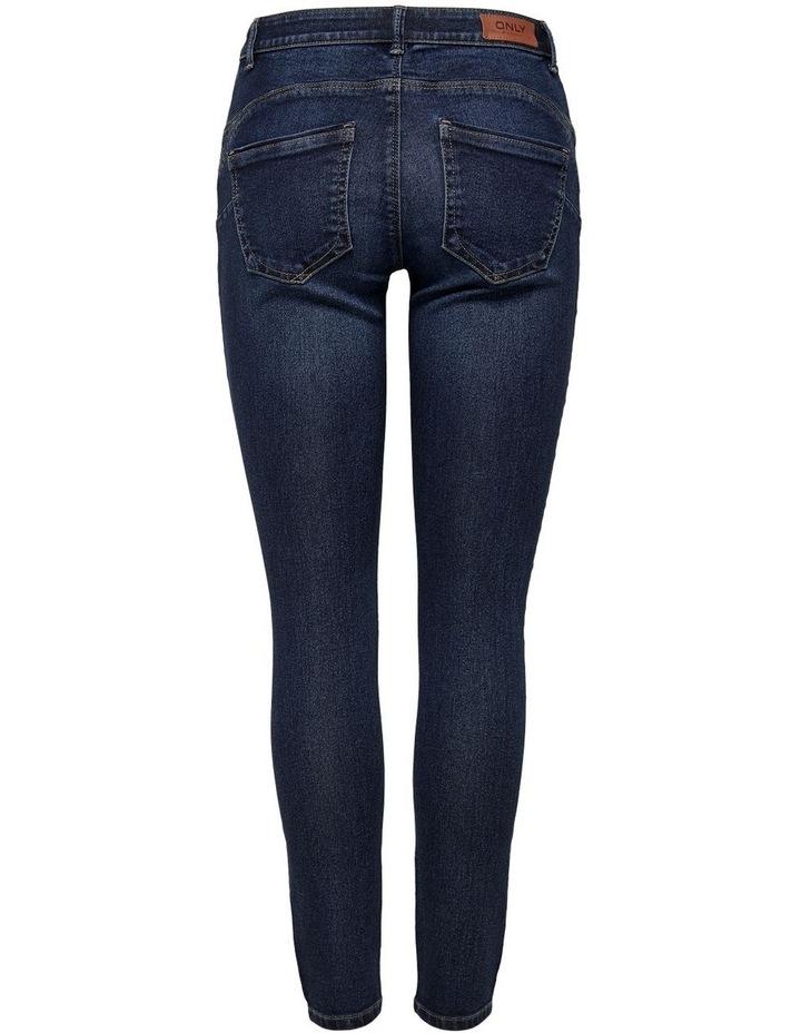 Daisy Push-up Skinny Jeans image 2