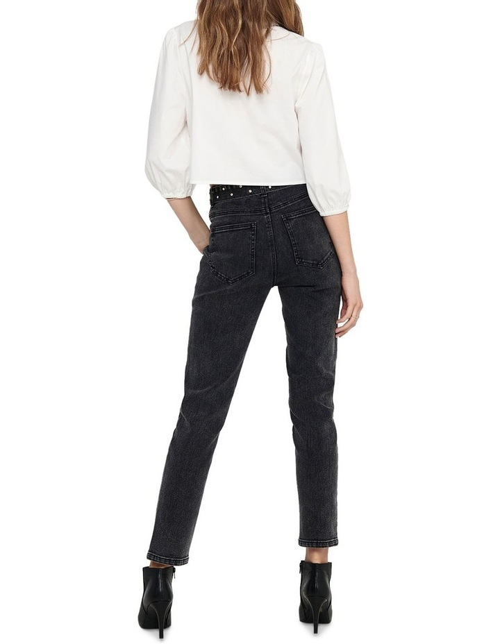 Wild Emily Life High Waisted Straight Jeans image 2