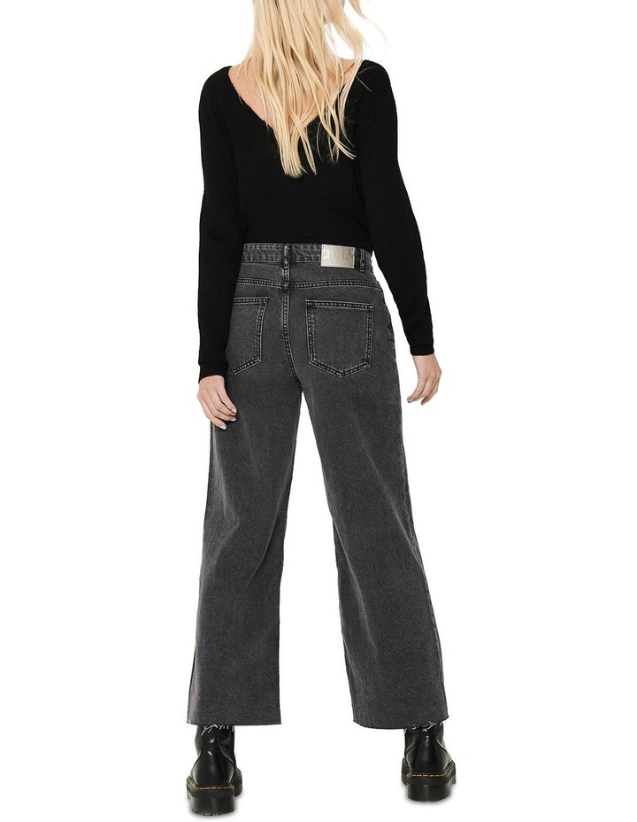 Sonny Life High Waisted Wide Leg Jeans image 2