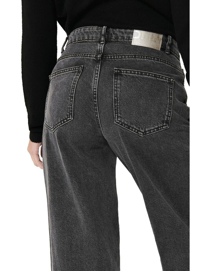 Sonny Life High Waisted Wide Leg Jeans image 4
