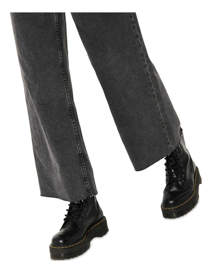 Sonny Life High Waisted Wide Leg Jeans image 5
