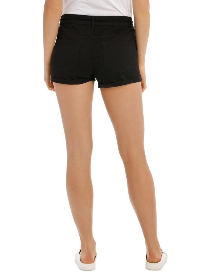 Claudia Belt Shorts image 3