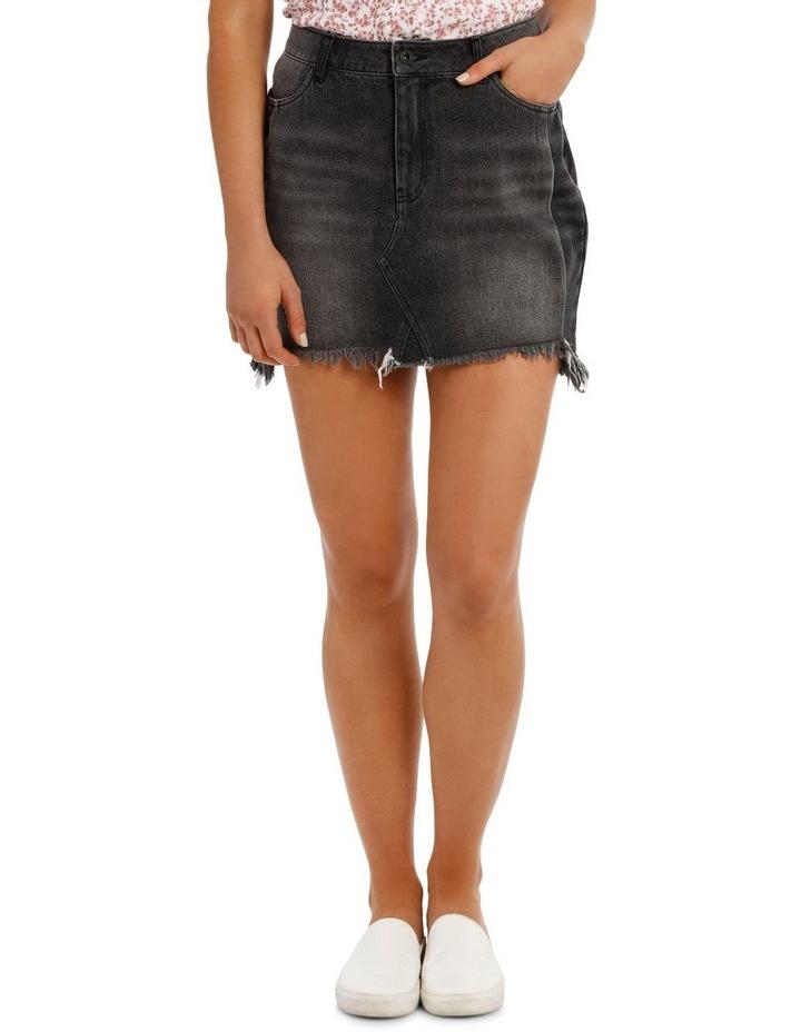 Sky Denim Skirt image 1