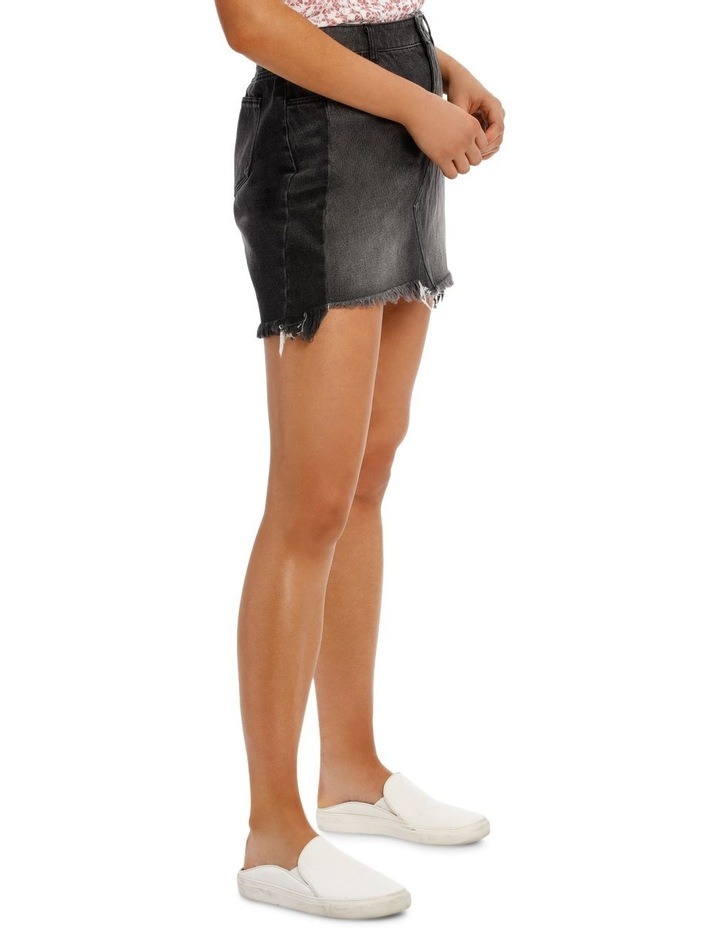 Sky Denim Skirt image 2