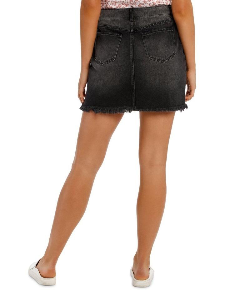 Sky Denim Skirt image 3