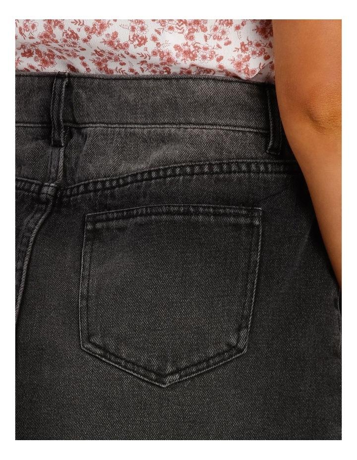 Sky Denim Skirt image 4