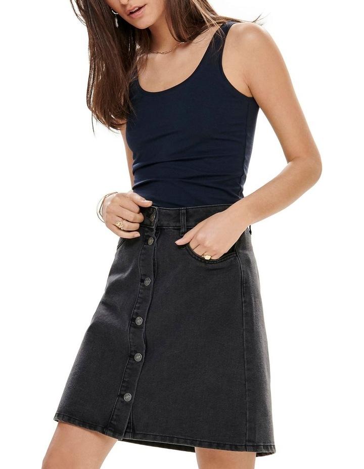 Farrah Denim Skirt image 1