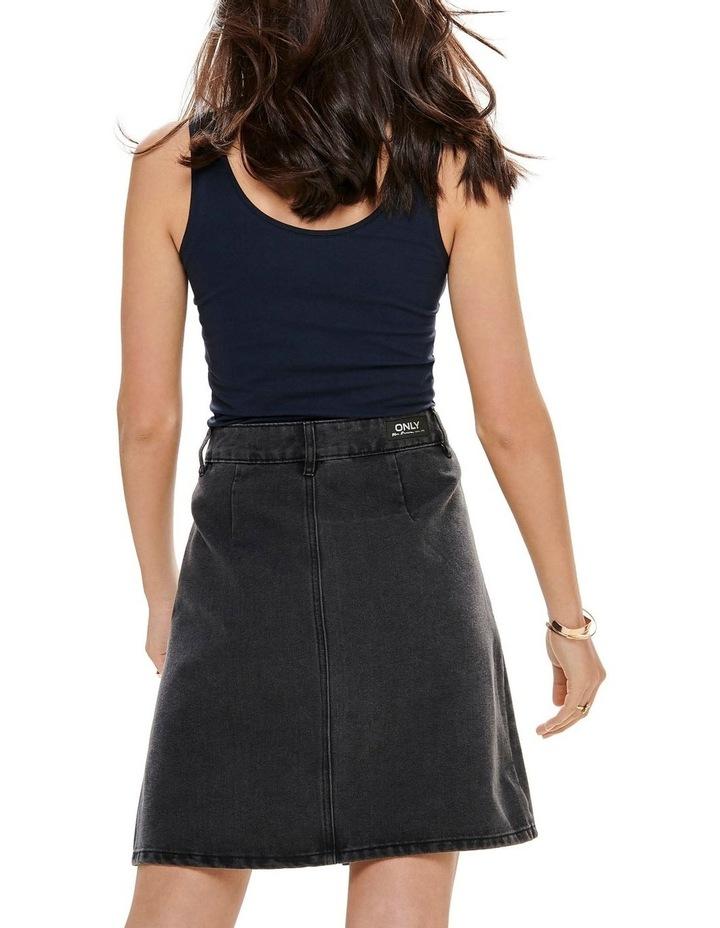 Farrah Denim Skirt image 2