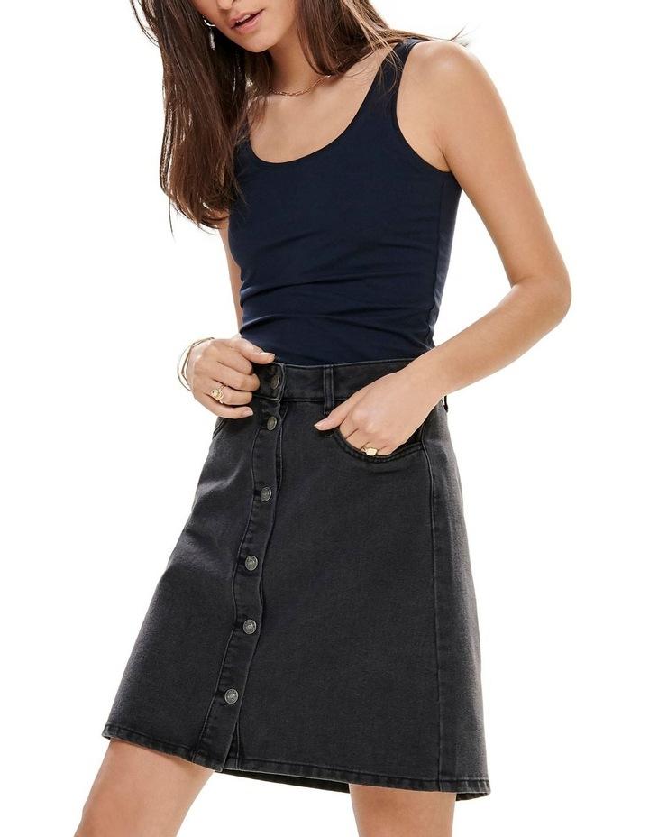 Farrah Denim Skirt image 3