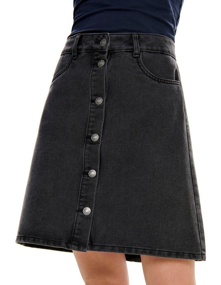 Farrah Denim Skirt image 4