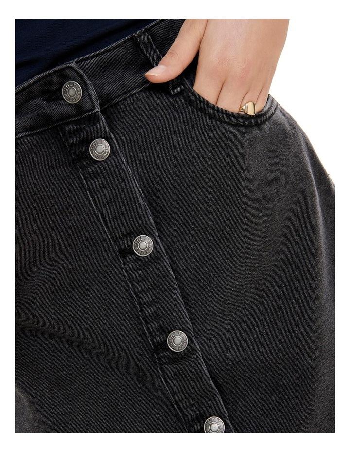 Farrah Denim Skirt image 5
