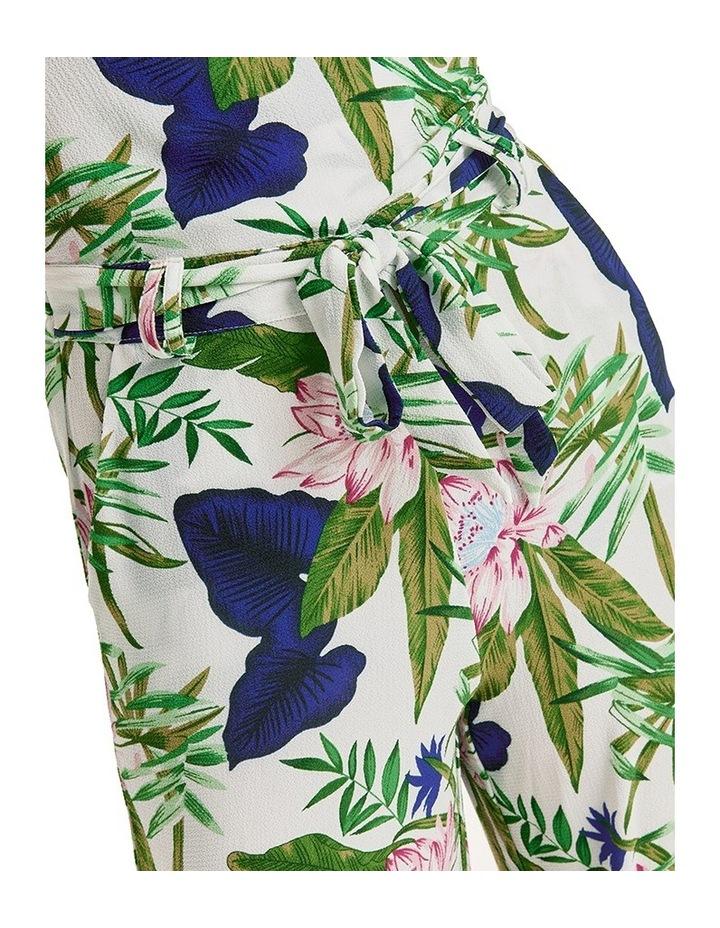 Nova Lux Aop Sleeve Wrap Jumpsuit image 4