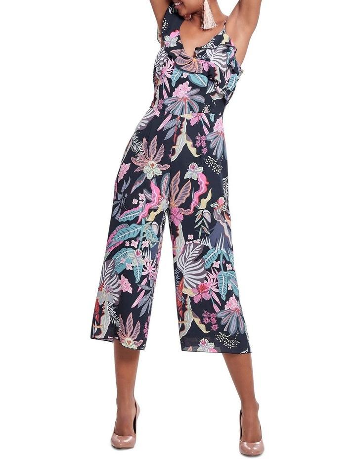 4a159b2d53 Malibu Strap Culotte Jumpsuit image 1