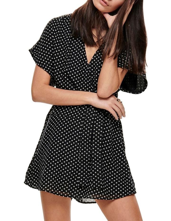 Paige Short Sleeve Playsuit image 5