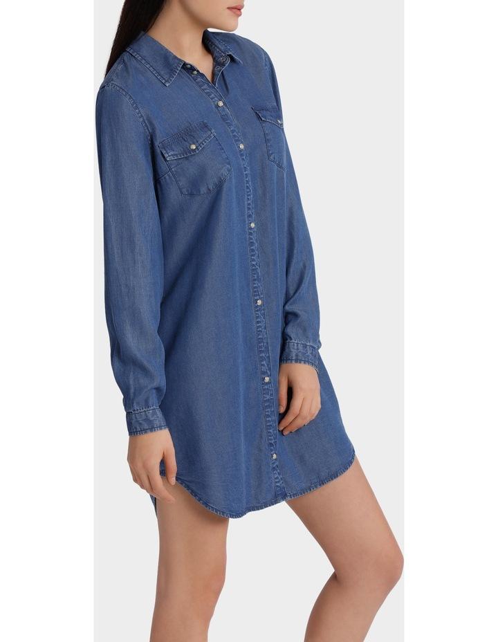 Kaya Denim Dress image 1