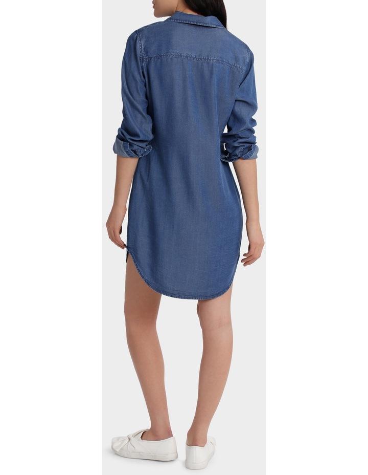 Kaya Denim Dress image 3