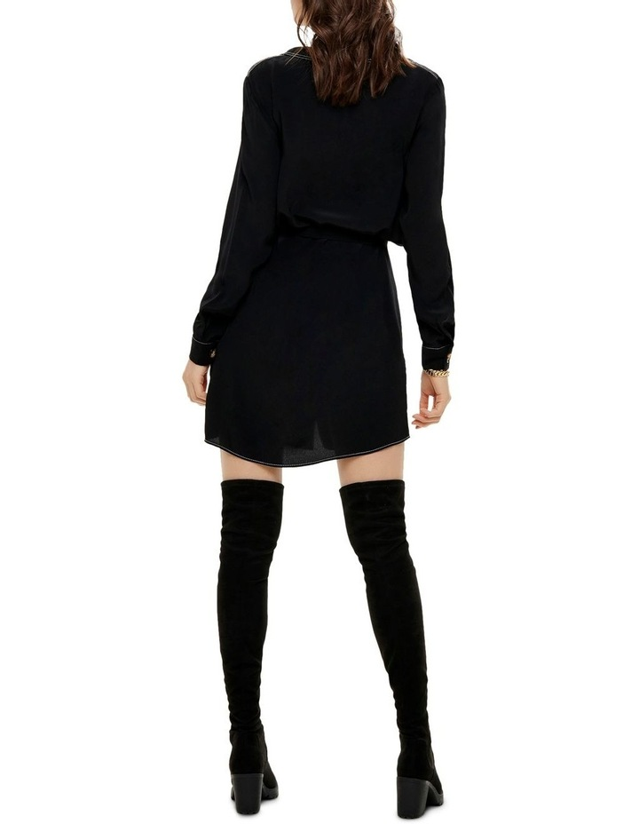 Nadine Long Sleeve Button Dress image 2