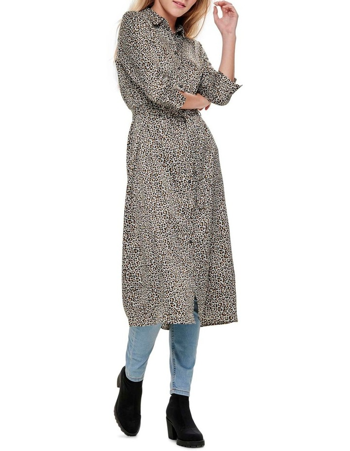 Snake Shirt Dress image 1