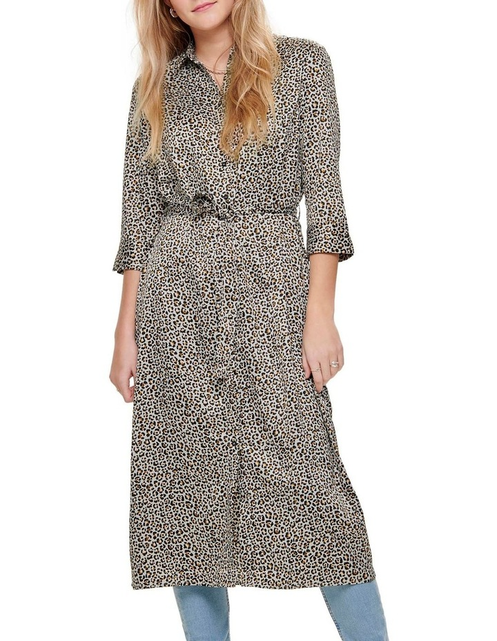 Snake Shirt Dress image 5